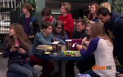 VICTORiOUS | S04 | E05 | Cell Block | Part 1 | HD